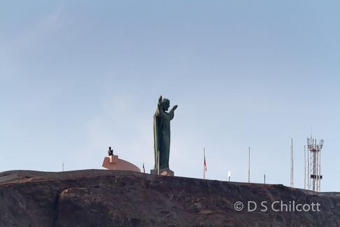 Arica statue