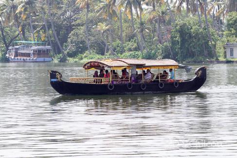 Cochin boat