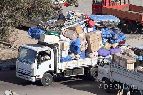Locol courier service