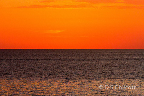 Arica sunset