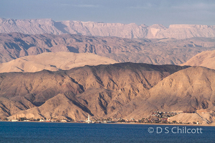 Jordan scenery