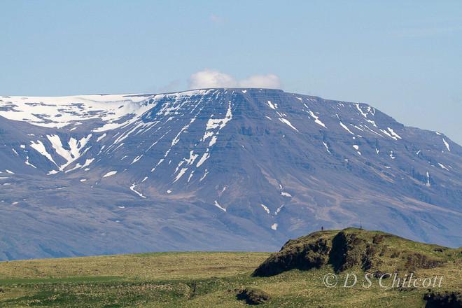 Icelandic scenery taken at Reykjavik port