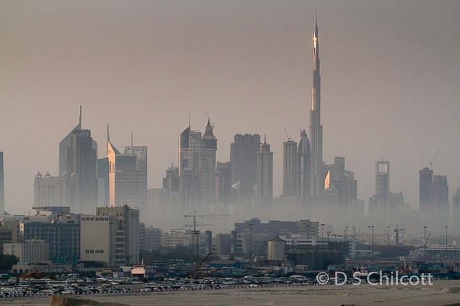 Dubai early morning