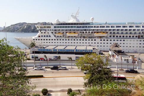 Acapulco cruise terminal