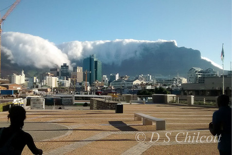 Cape Town Table Top Mountain