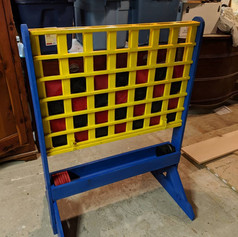 Four foot tall Connect 4