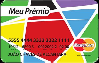 CARTÃO DE INCENTIVO