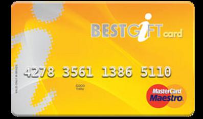 GIFT CARD PARA PREMIAÇÃO