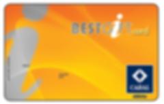 CARTÃO DE PREMIAÇÃO BEST GIFT CARD CABAL