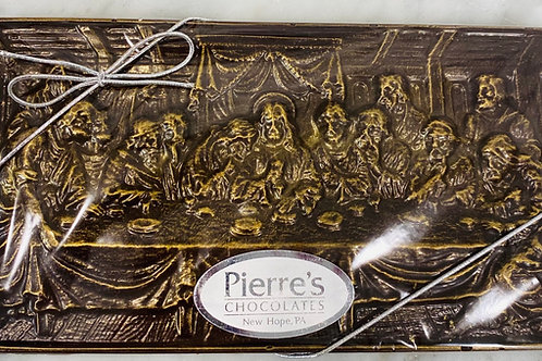 Solid Chocolate Last Supper