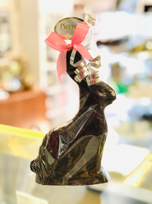 1 lb. Solid Chocolate Easter Bunny