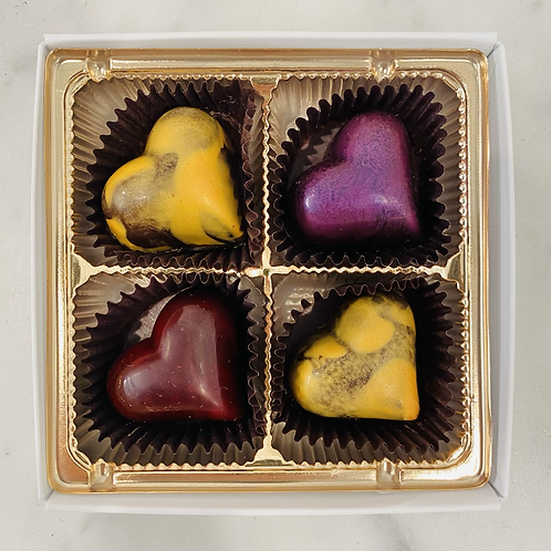 Valentine's Heart Collection - 4 Piece