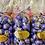 Thumbnail: Milk Chocolate Peanut Butter Foil Eggs