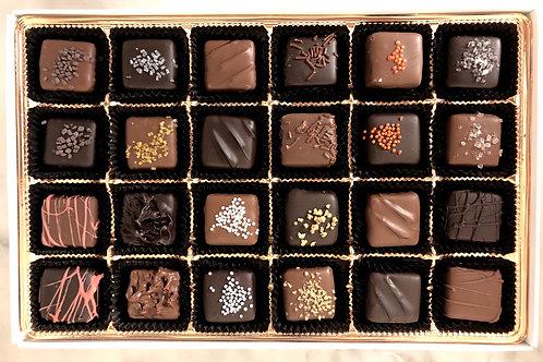 24 Piece Pierre's Famous Truffles