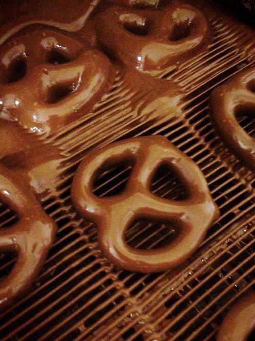 Chocolate Covered Pretzel Box