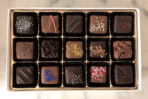 15 Piece Pierre's Famous Truffles