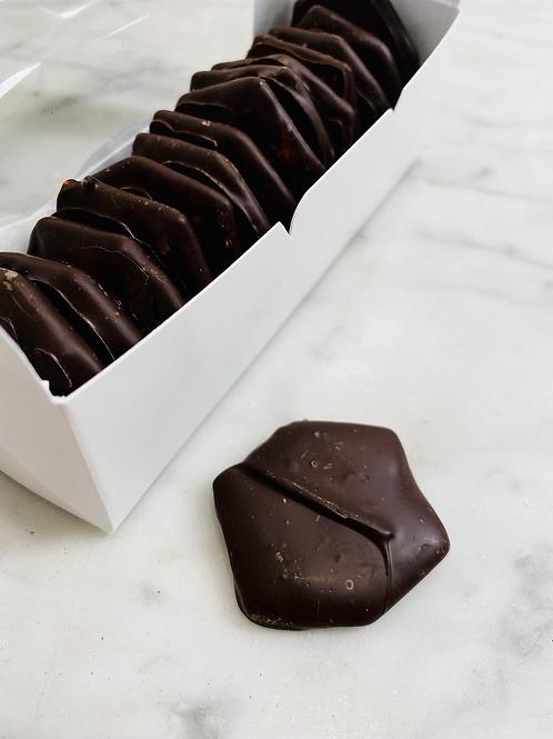 Dark Chocolate Covered Matzo