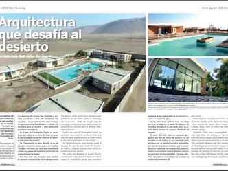 Arquitectura en el Desierto