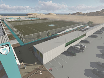 CDI Anuncia nuevo complejo deportivo diseñado por CONOR