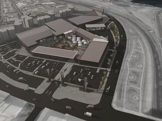 """""""Paseo Humberstone"""" , será el primer gran centro comercial de Alto Hospicio"""