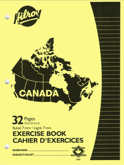 CANADIAN NOTEBOOK