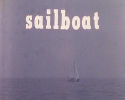 Sailboat Joyce Wieland 1967