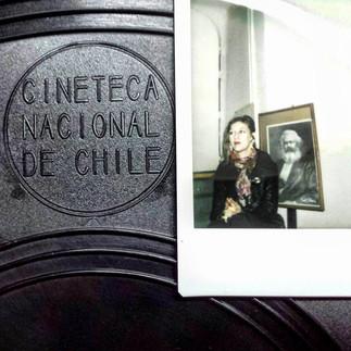 Oona Mosna Malena Szlam Polaroid Chile 2