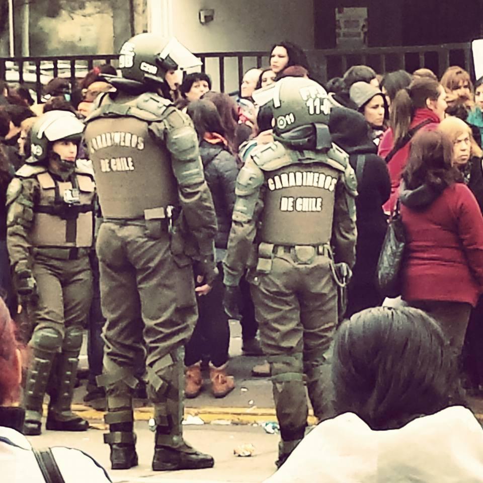 Santiago, Chile (Oona Mosna)