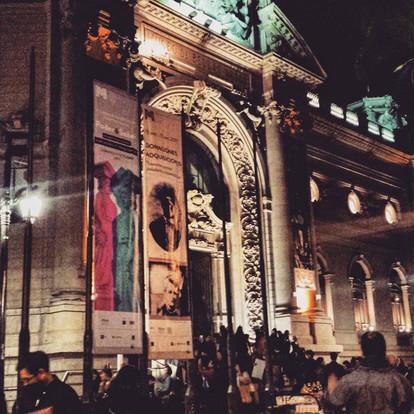 museo nacional south american tour