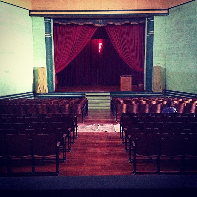 Abandoned Theatre: Humberstone