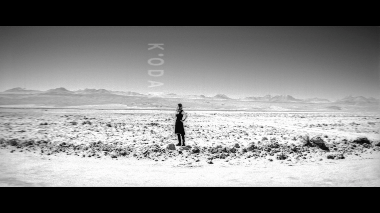 Oona Mosna. J. Price Desert Series