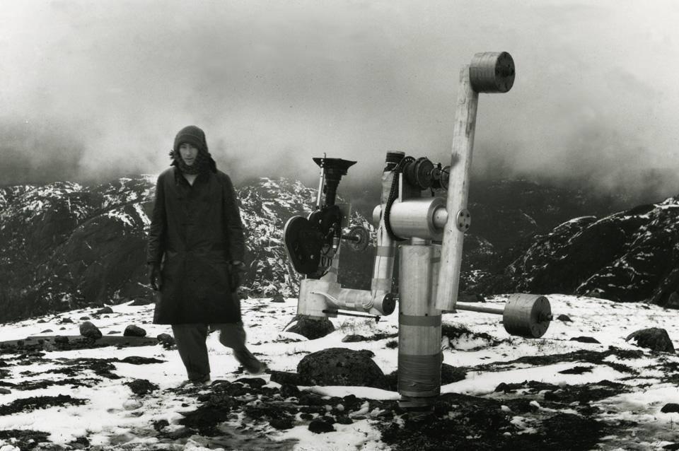 La Région Centrale Michael Snow 1971