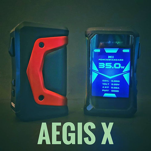 GeekVape Aegis X