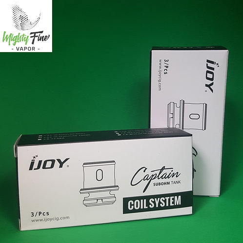 iJoy Captain Coils | 3-Pack
