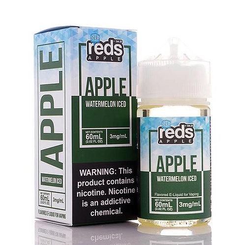 Daze Reds Apple   Apple Watermelon Iced   60ml