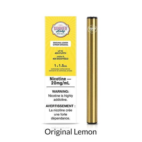 Dinner Lady   Lemon Tart   ~300 Puffs