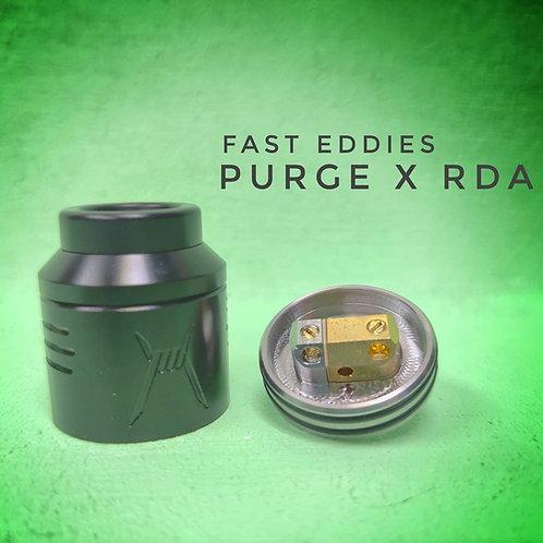Fast Eddies | Purge X RDA