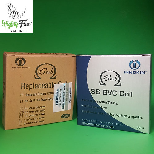 IsubV Coils 5-Pack
