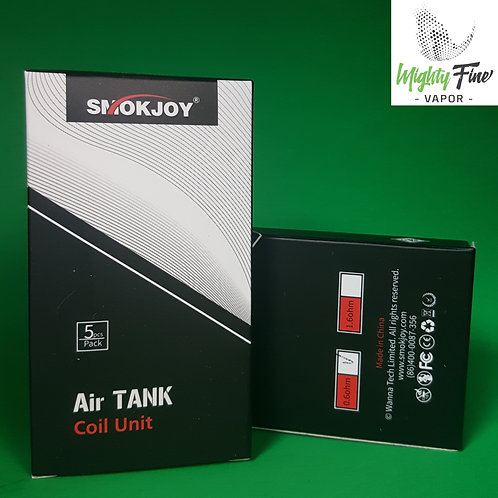 SmokJoy Air Tank Coils | 5-Pack