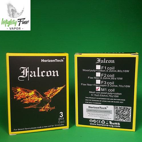 Horizontech Falcon Coils 3-Pack