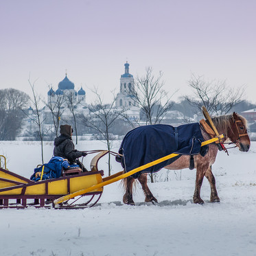 Суздаль и Владимир на 8 марта