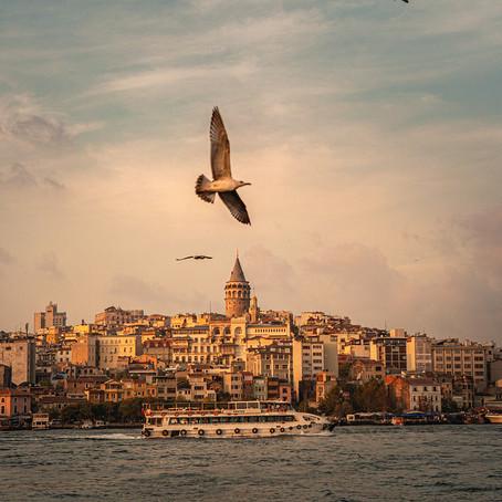 Путешествие в Стамбул на Новый год 2022