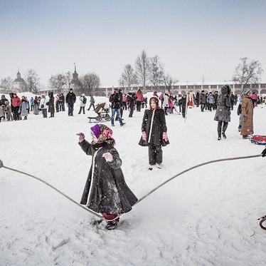 Масленица на Русском Севере. 12-14 марта 2021