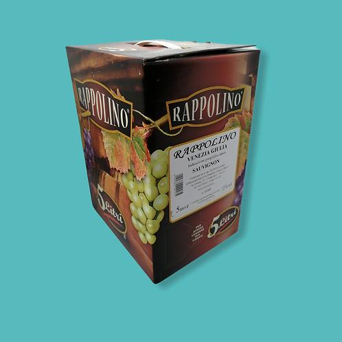 Sauvignon Blanc 5Ltr Bag in Box