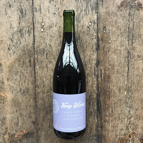 Keep Wines Girard Vineyards Counoise
