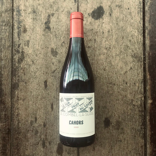 Combel La Serre Le Pur Fruit du Causse Cahors 2019