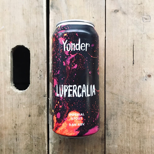 Yonder Brewing Lupercalia Imperial Stout
