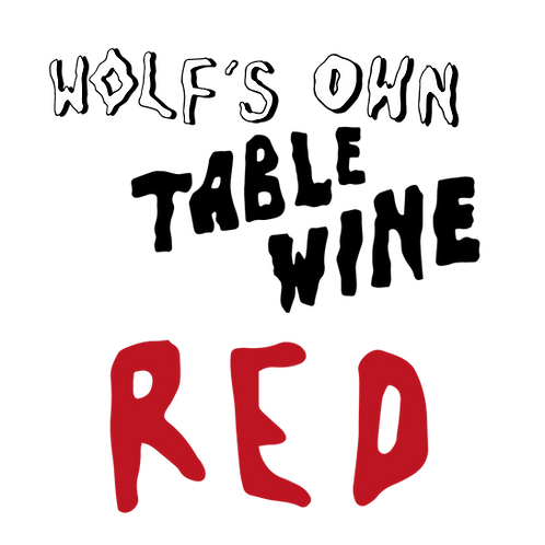 WOLF'S OWN Boxed Table Wine Red