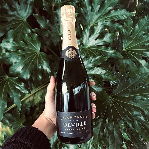 Champagne Paul Deville Carte Noir