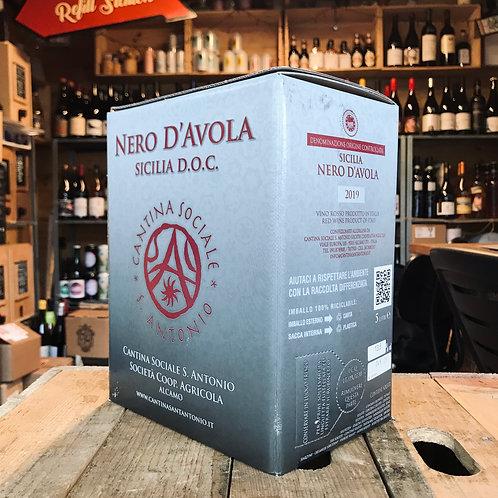 Box Wine - Nero D'Avola 5L